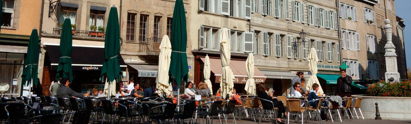 Geneve hotellia