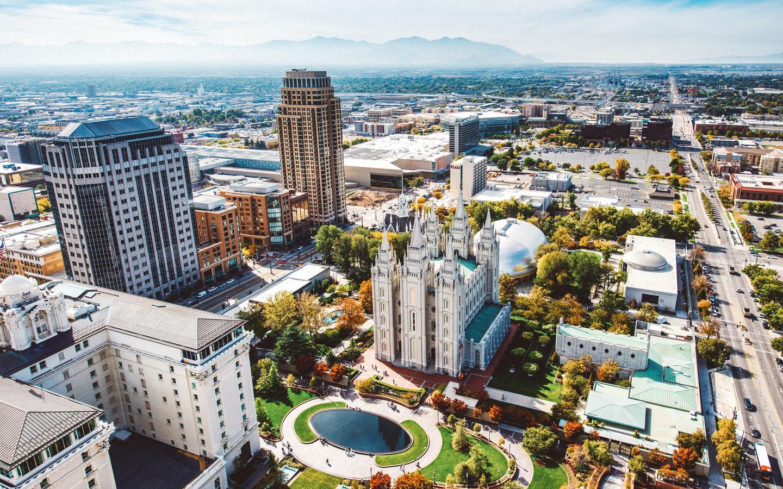Khách sạn ở Salt Lake City