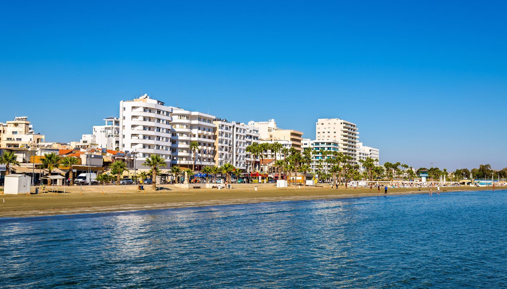 Car hire at Larnaca Airport