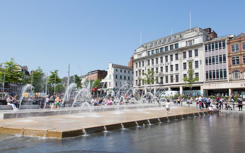 Nottingham hotels