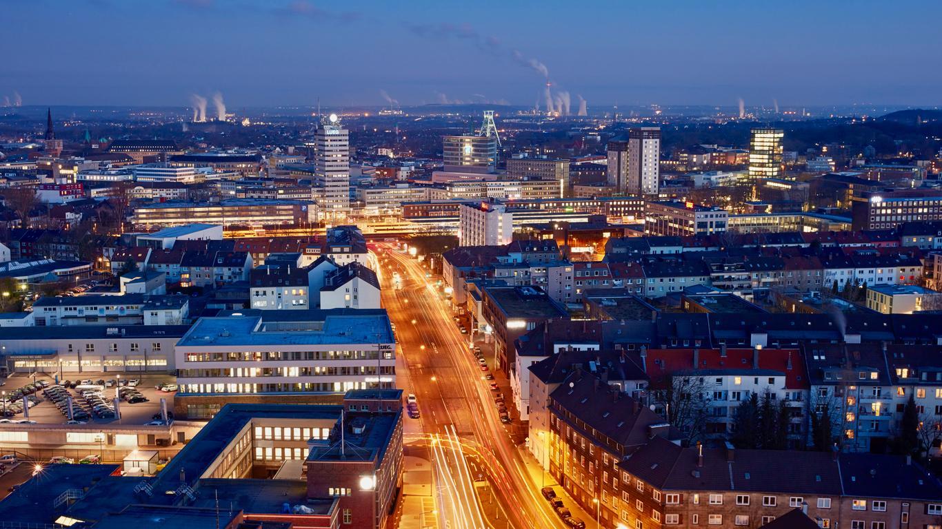 Renta de autos en Bochum