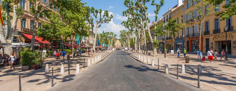 Car Rental Aix-en-Provence