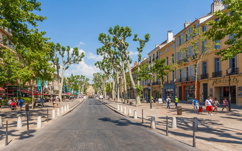 Aix-en-Provence hotels