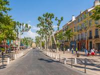 Hoteles en Aix-en-Provence