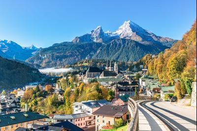 Berchtesgaden hoteles