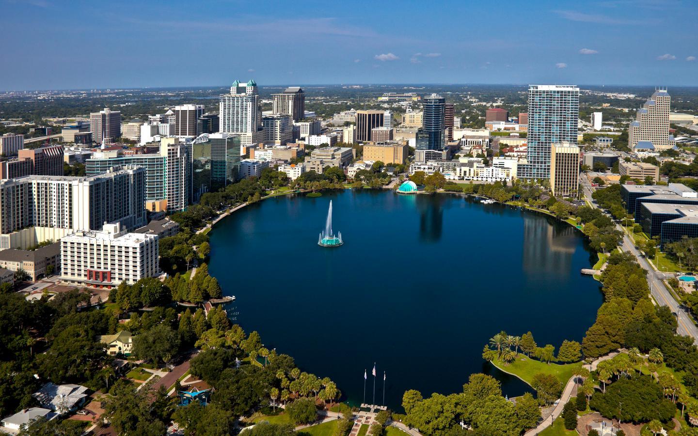 Orlando hotellia