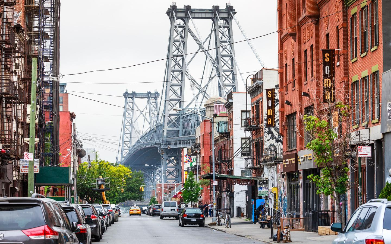 Ξενοδοχεία στην πόλη Brooklyn