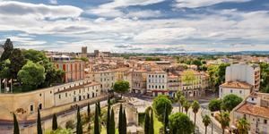 Autonvuokraus: Montpellier