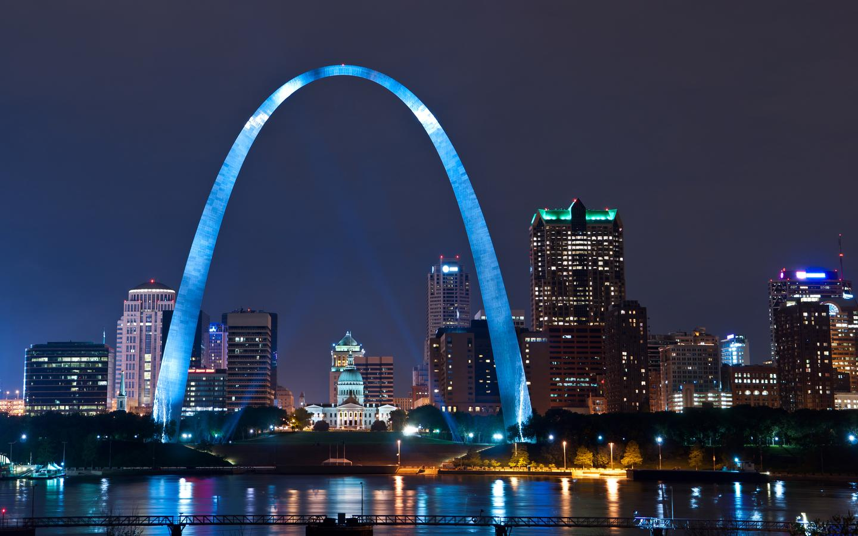 Hoteller i Saint Louis