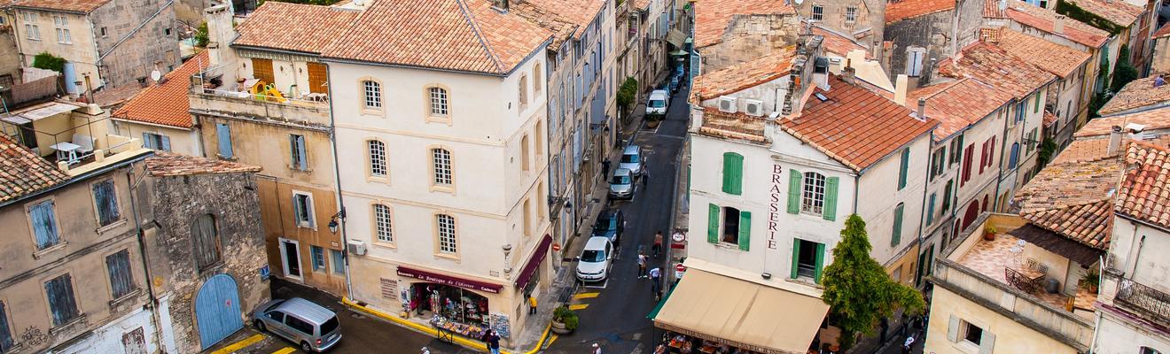Arles hotellia