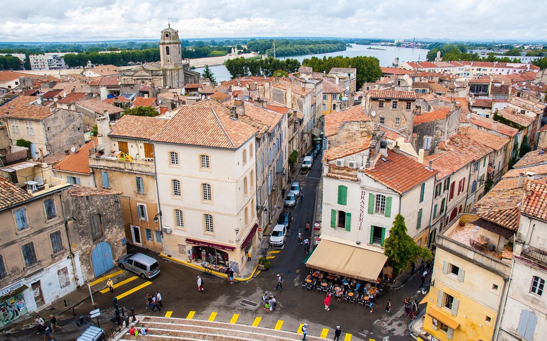 Arles hotels