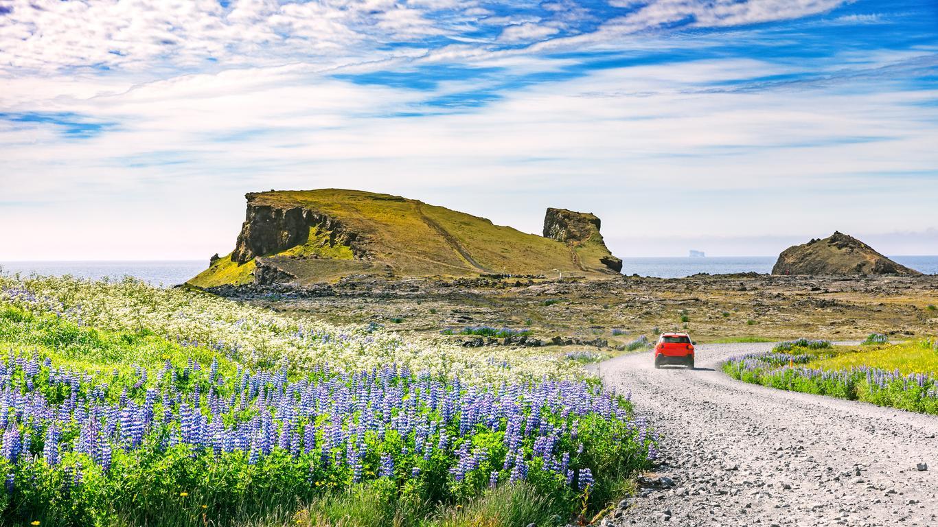 Location de voitures à Keflavík
