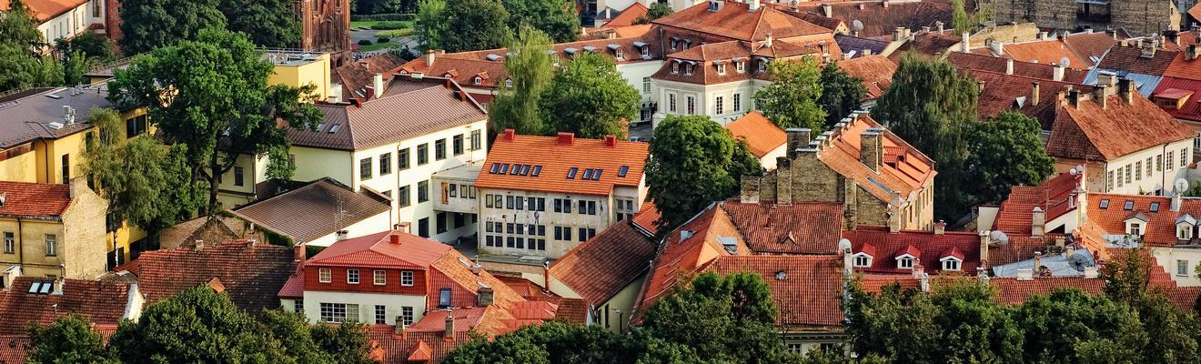 Ξενοδοχεία στην πόλη Βίλνιους