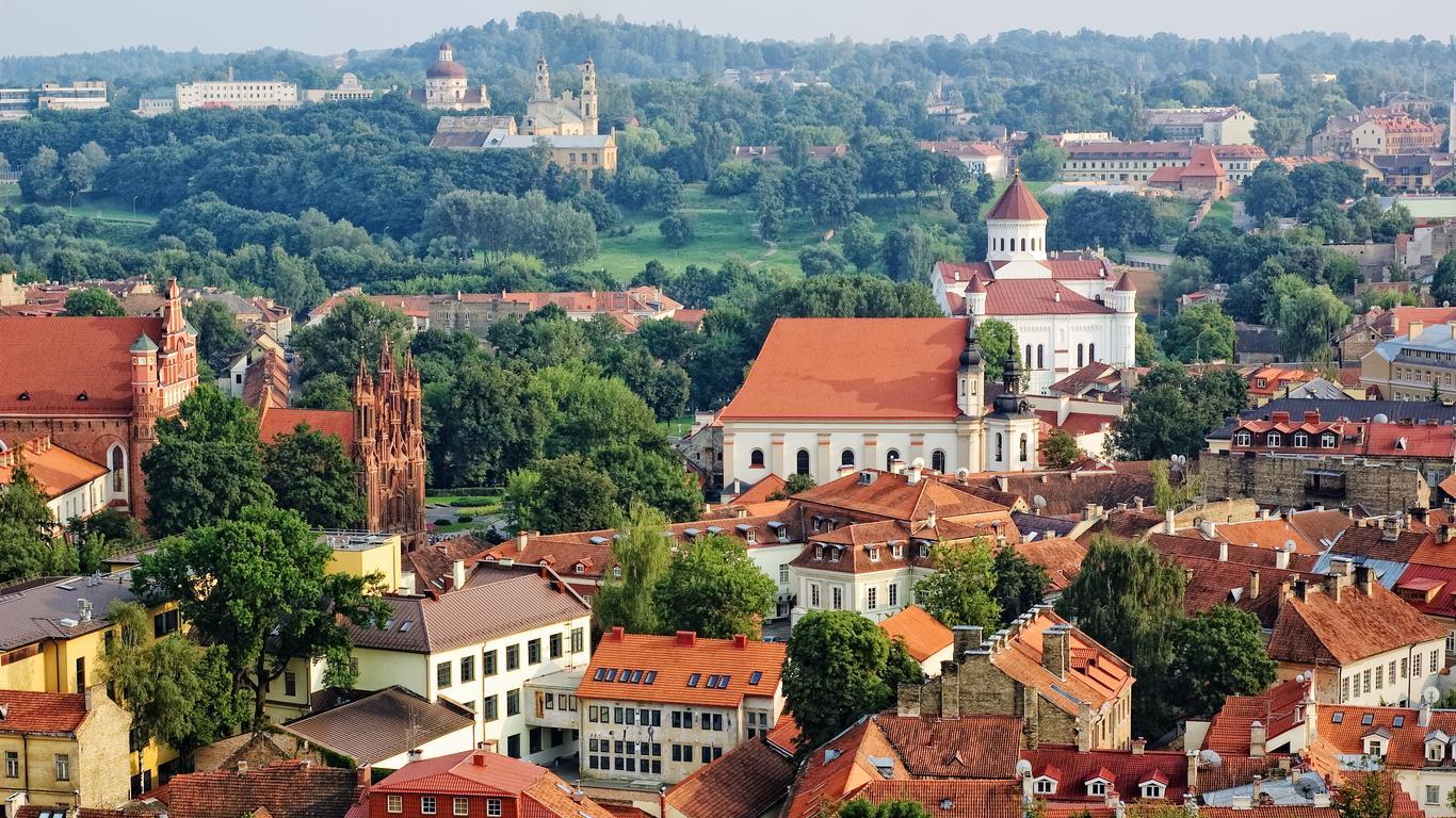 Vilnius car hire