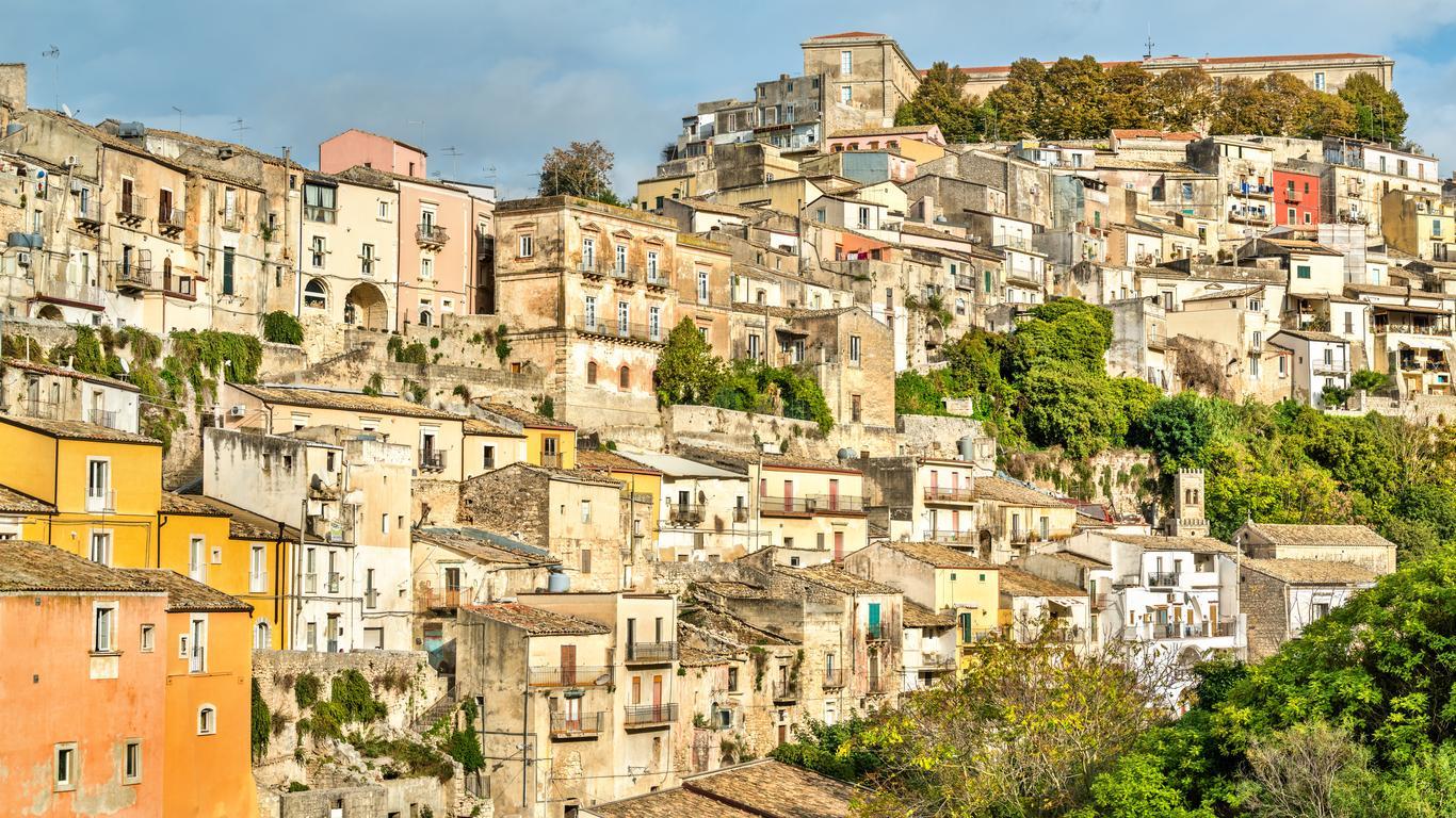 Coches de alquiler en Ragusa