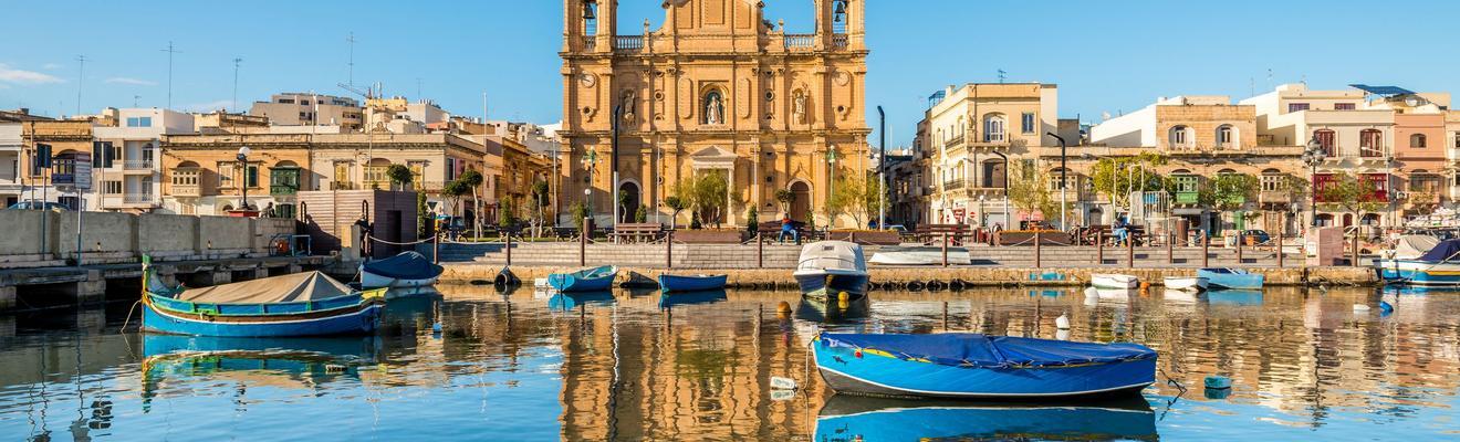 Ξενοδοχεία στην πόλη Sliema