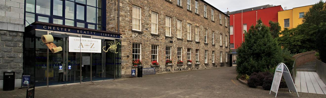 Dublin hotellia