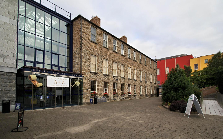 Khách sạn ở Dublin