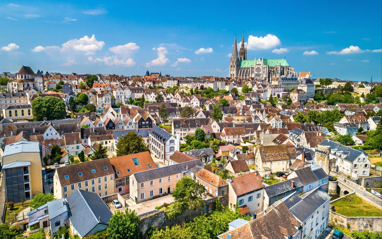 Hoteles en Chartres