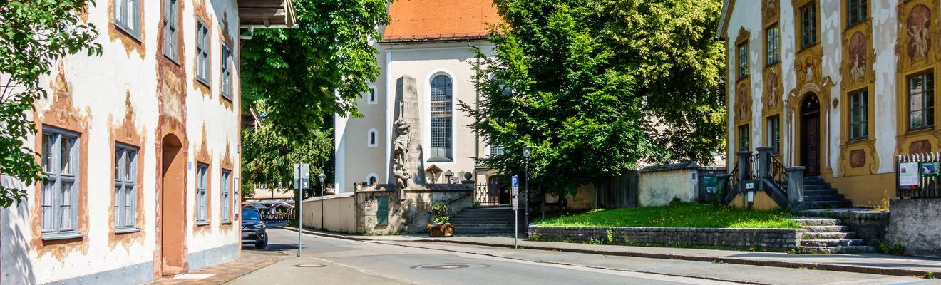 Ξενοδοχεία στην πόλη Oberammergau