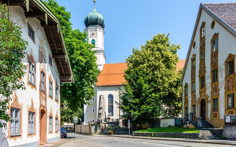 Oberammergau hotels