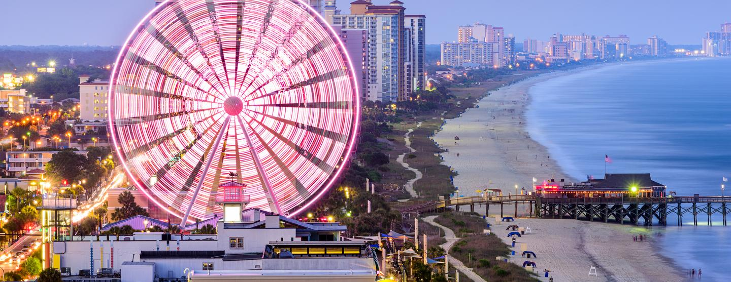 Myrtle Beach Pet Friendly Hotels
