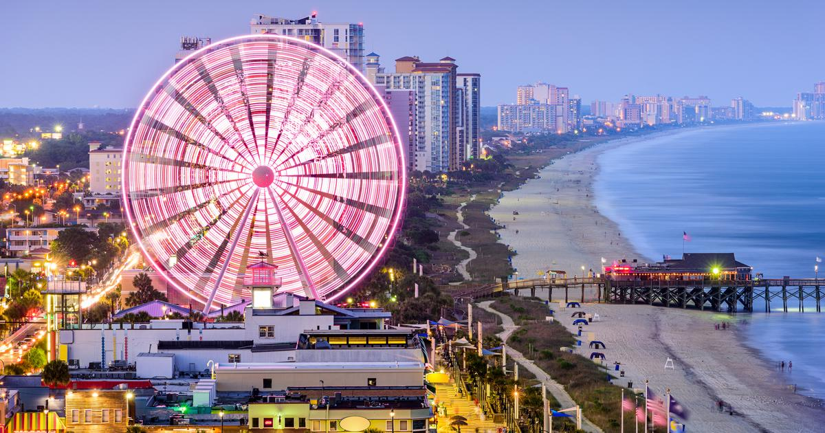12 Best Hotels In Myrtle Beach