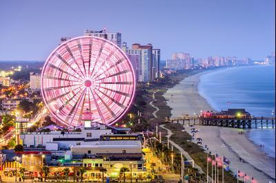Myrtle Beach hoteles