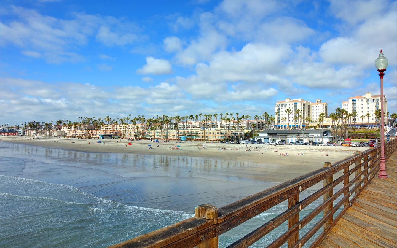 Oceanside hotels