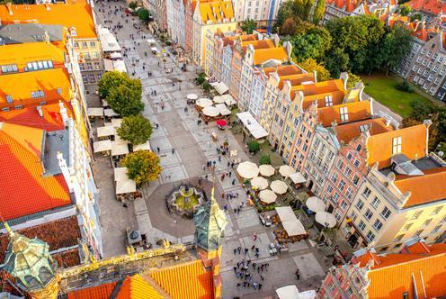 Oferty hoteli w: Gdańsk