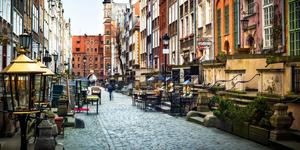 Autonvuokraus: Gdansk