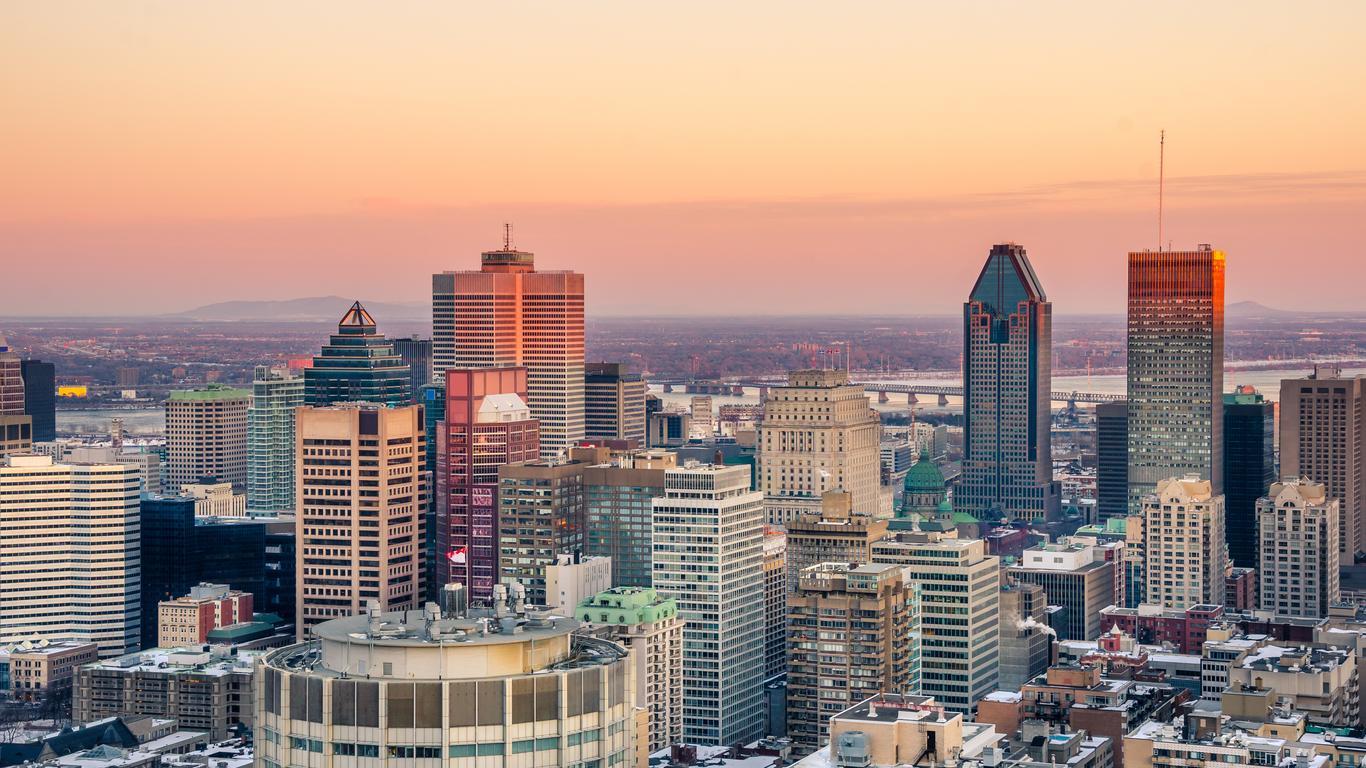 Alquiler de autos en Montreal