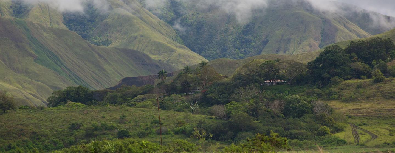 Huurauto in Papoea-Nieuw-Guinea