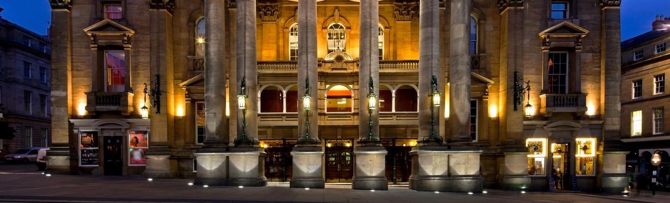 Ξενοδοχεία στην πόλη Newcastle upon Tyne