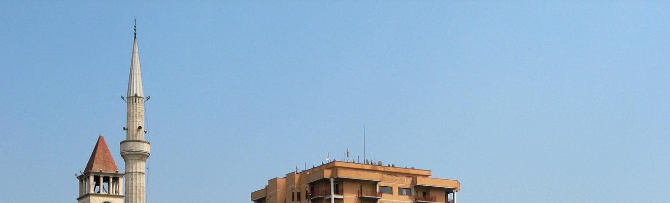 Ξενοδοχεία στην πόλη Τίρανα