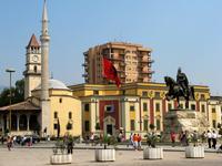 Khách sạn ở Tirana