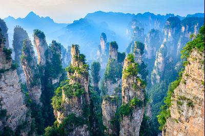 Hoteles en Zhangjiajie