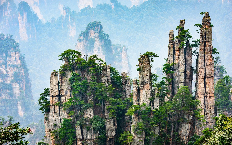Zhangjiajie hotels