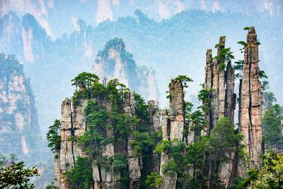Zhangjiajie hoteles