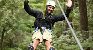 Zipline Adventure in Whistler