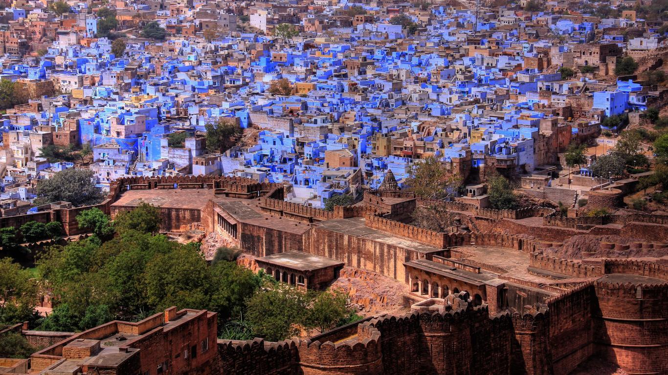 Alquiler de autos en Jodhpur