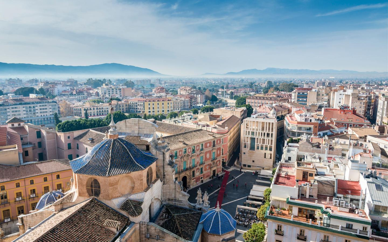 Murcia hoteles
