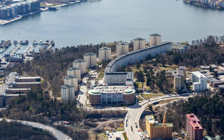 Ξενοδοχεία στην πόλη Solna
