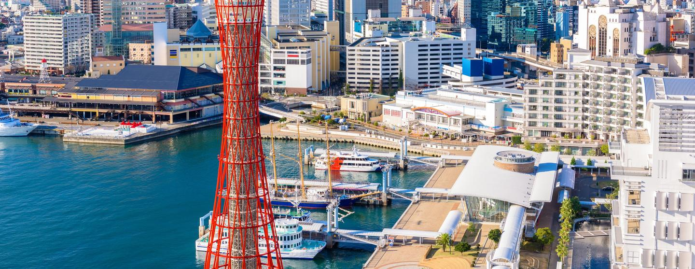 Kobe - Ξενοδοχεία με σπα