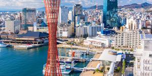 Leiebiler i Kobe