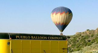 Albuquerque Hot Air Balloon Ride at Sunrise