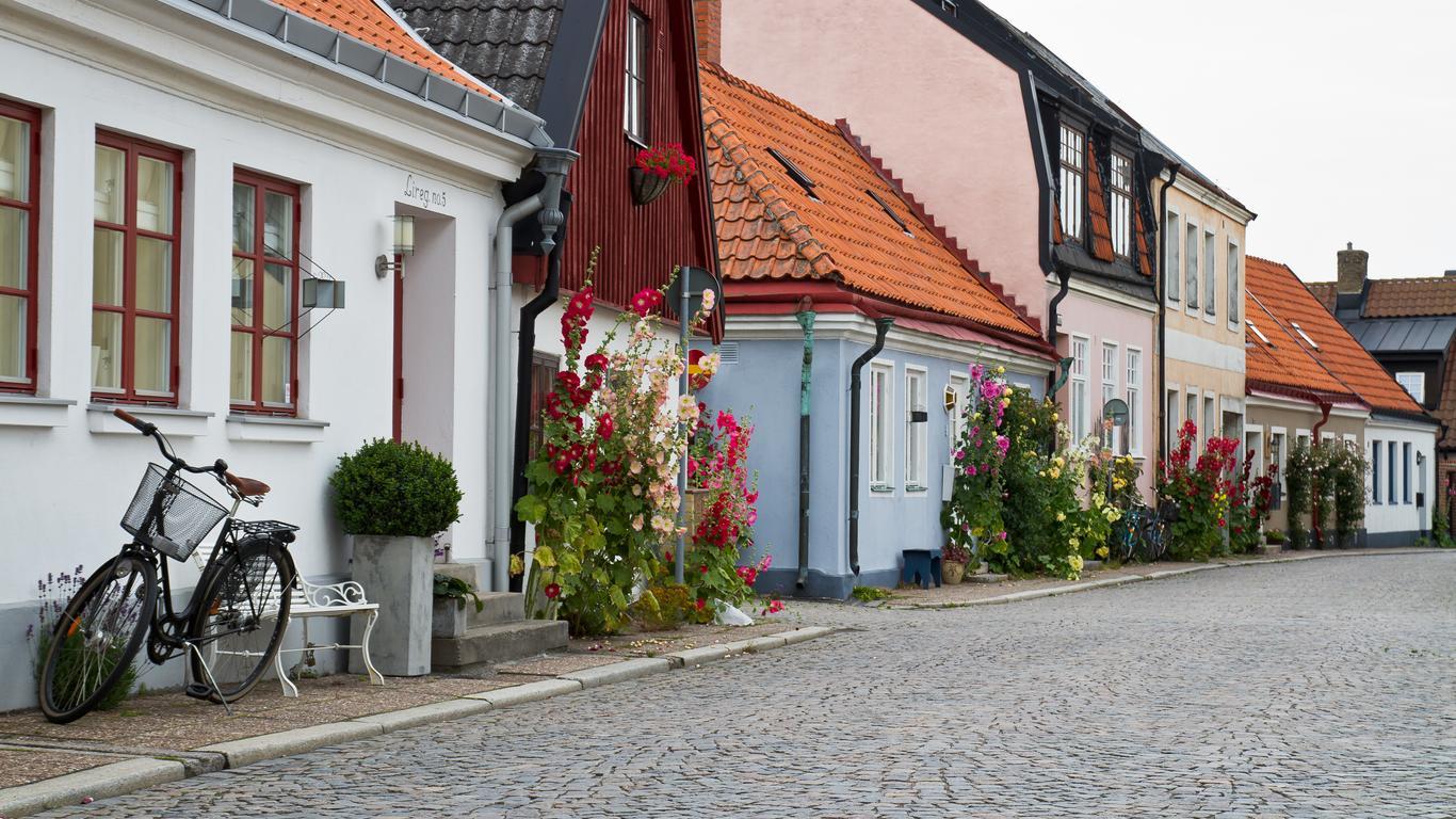 Ystad: оренда авто