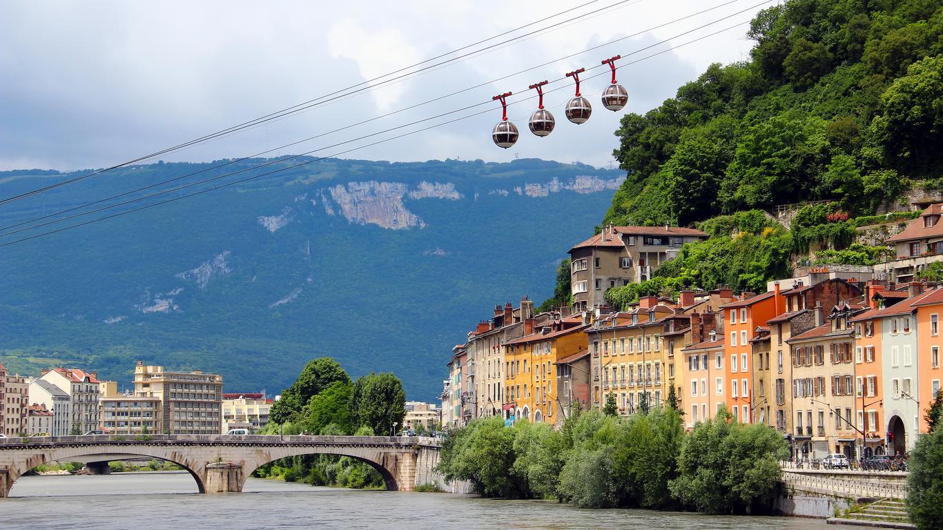 Grenoble autoverhuur