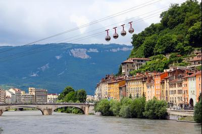Hôtels à Grenoble