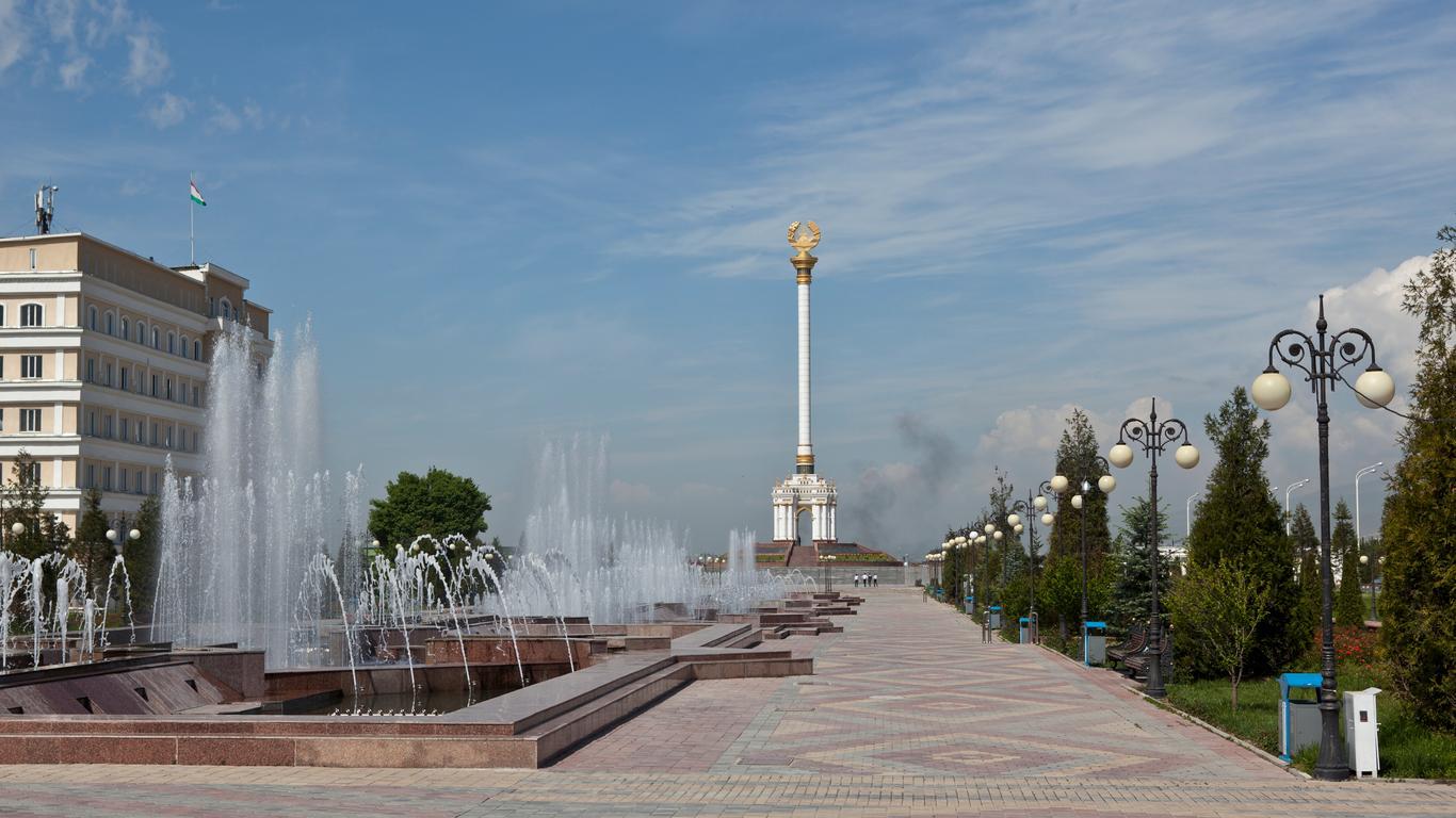 Pronájem aut Dušanbe